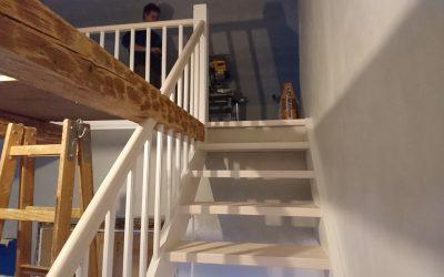 Drømmer du om en ny trappe?